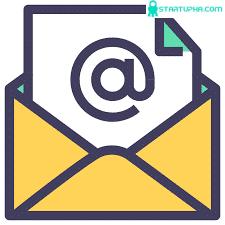 ایمیل استارتاپ ها