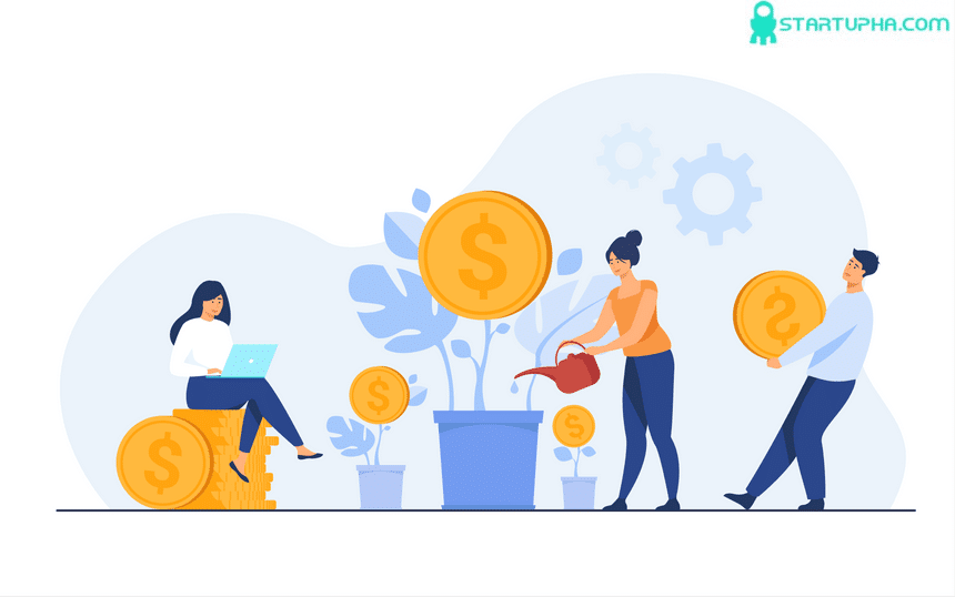 مراحل جذب سرمایه استارتاپ