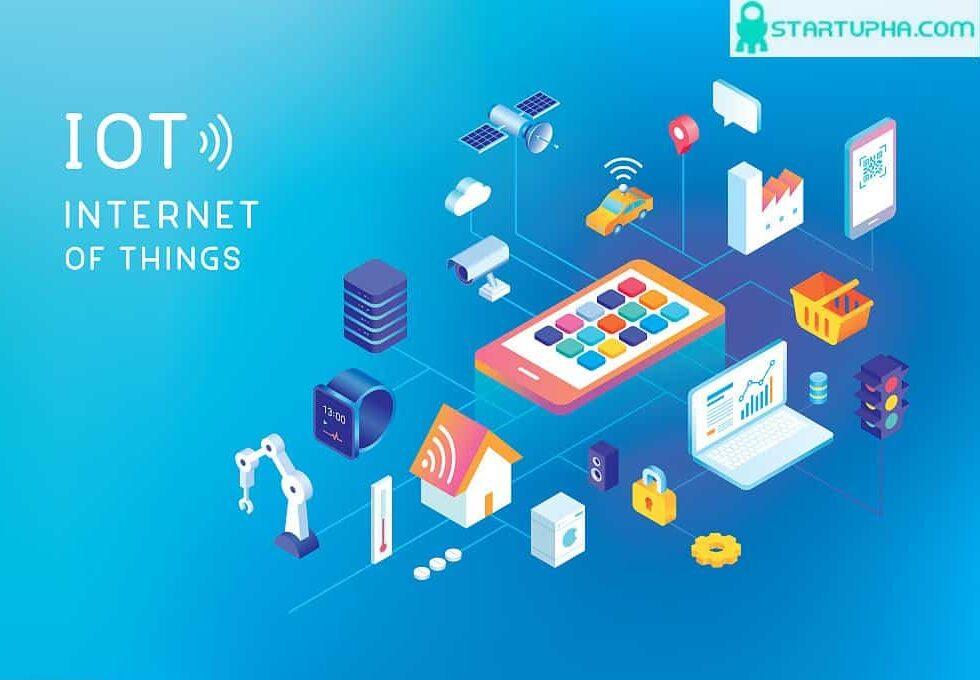 کاربردهای اینترنت اشیا (iot)