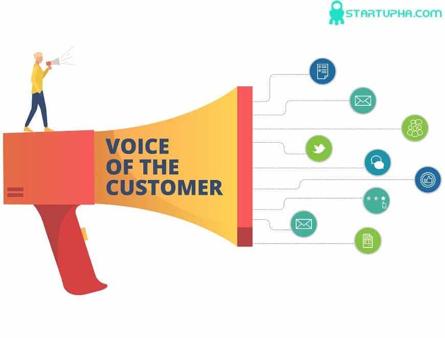 صدای مشتری