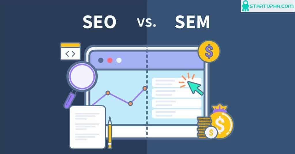SEM چیست و چه تفاوتی با SEO دارد؟